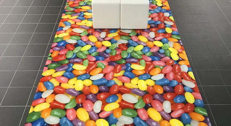 PVC Boden – Jelly-Bean