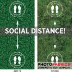 SocialDistanceTeppichMatte